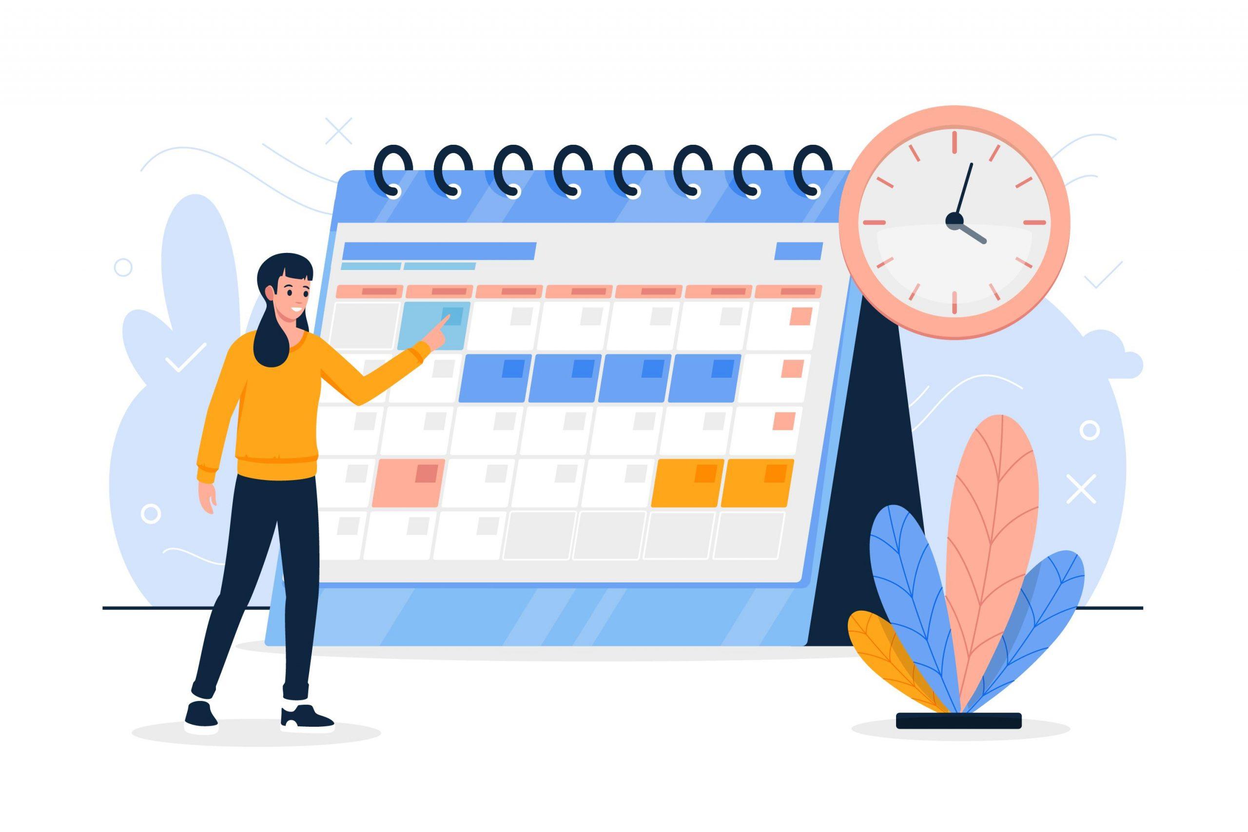 WordPress-events-calendar-plugin